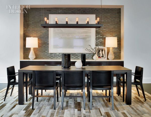 Pin By Paola Alberdi On Home Decor Dining Room Design Modern Dining Room Design Dining Room Interiors House design inside dining room
