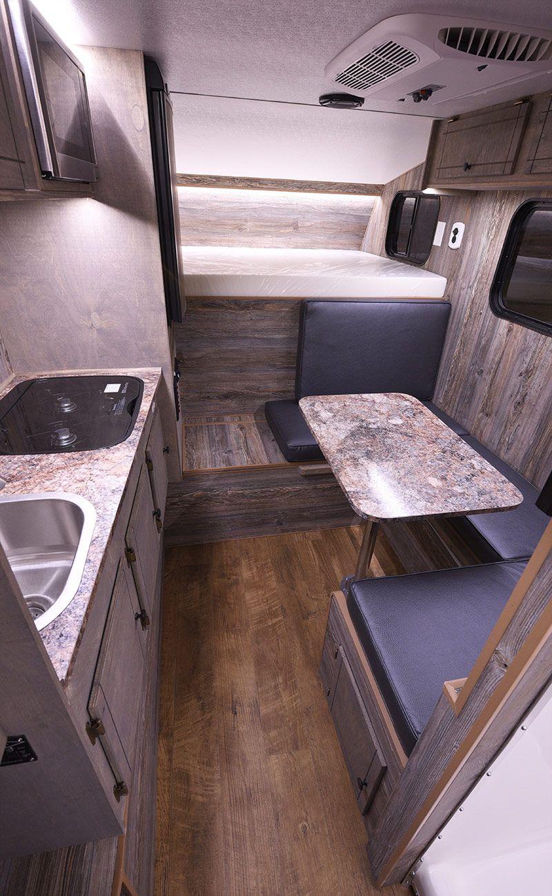 2017 Capri Retreat Review Slide In Truck Campers Remodeled