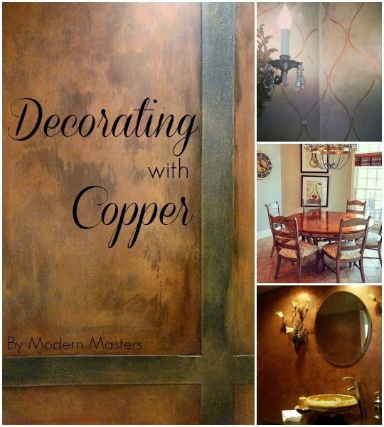 Decorative Painting Modern Masters Cafe Blog Wall Art