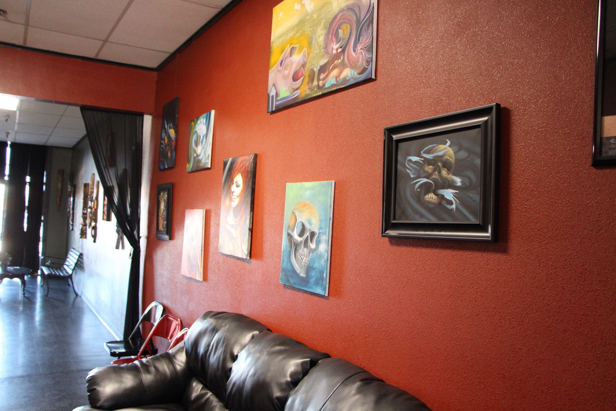 Blacklist Ink Tattoo Studio Joplin,MO Tattoo studio