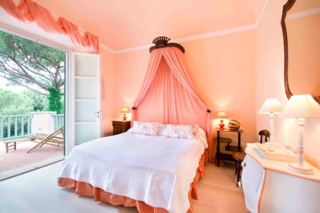 20 Charming Coral Peach Bedroom Ideas To Inspire You Rilane We