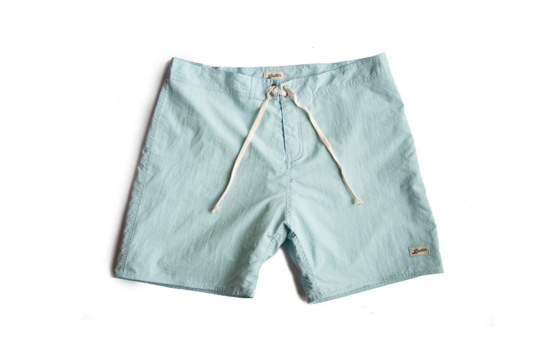 cc1e407b80 Solid Baby Blue Surf Trunk | Swim | Baby blue, Blue, Surf wear