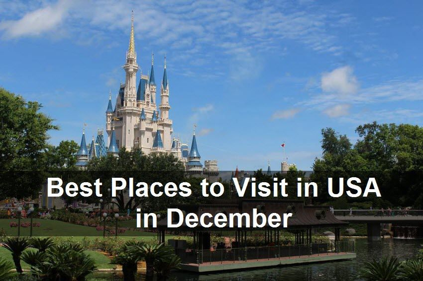 best places to travel in the us december. Black Bedroom Furniture Sets. Home Design Ideas