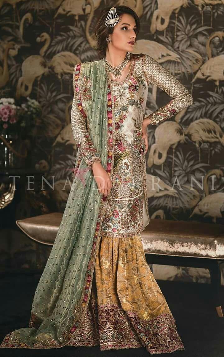 Hindu wedding dress  Pin by Laibah Junaid on Bridal Wear  Pinterest  Pakistani Desi