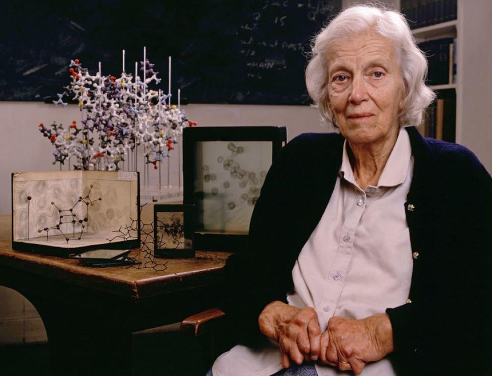 La cristalografía, una desconocida que ha cambiado nuestro mundo / David Pérez + Tekanutas | #iycr2014