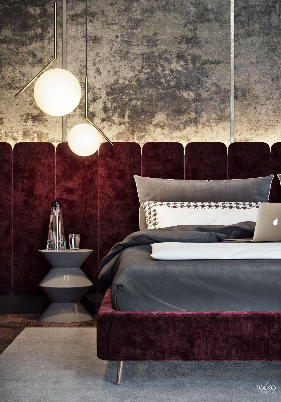 Interior of a Luxury Apartment Apartment interior