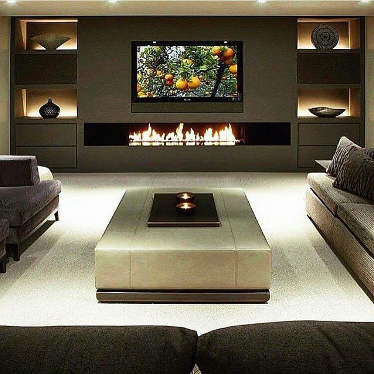 Living Room With Fireplace Image By Gary Mathes On Stuff