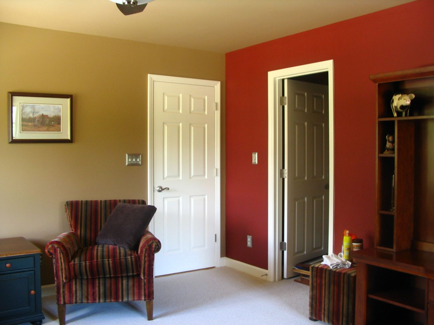 How To Paint Bedroom Walls Two Diffe Colors Decorating Ideas On A Budget Check