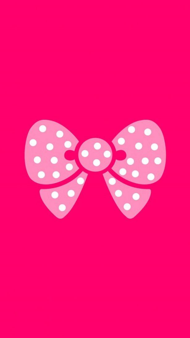 نتيجة بحث الصور عن خلفية لون وردي Pink Wallpaper Iphone Bow Wallpaper Wallpaper Iphone Cute