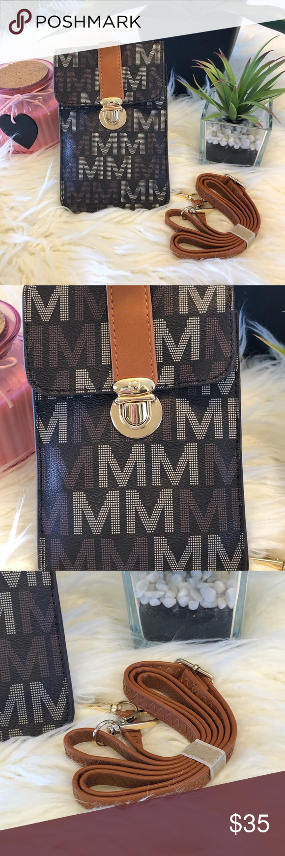 103578bc9 Signature M Lulu XL Phone/Wallet Crossbody Bag Keep your smart phone safe  while out