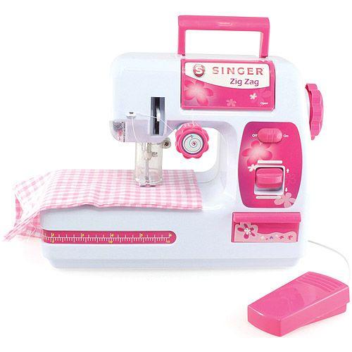 Nkok-Singer Zigzag Chainstitch Sewing Machine - Walmart.com $26.16 ...