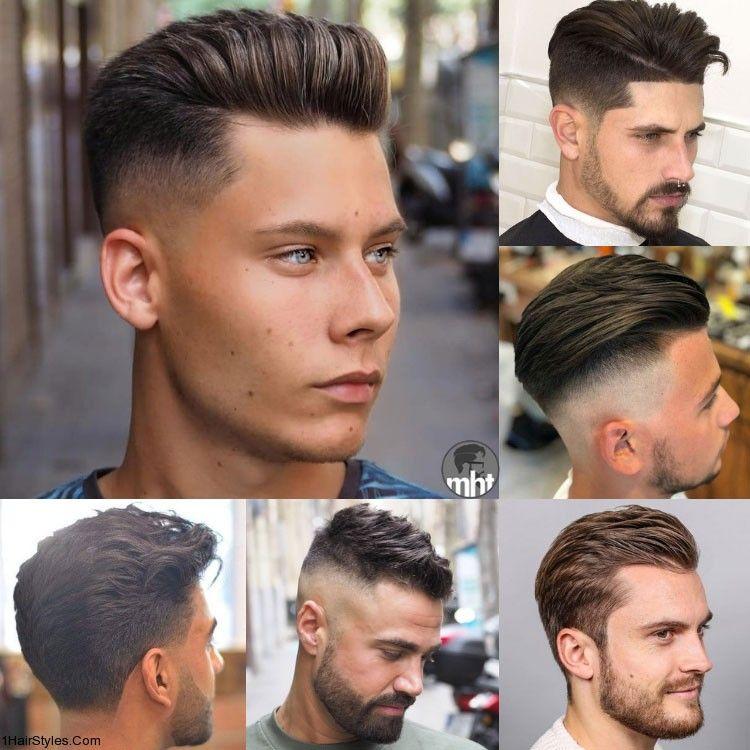 Hairstyles Fade Haircut Taper Fade Mens Haircuts Fade