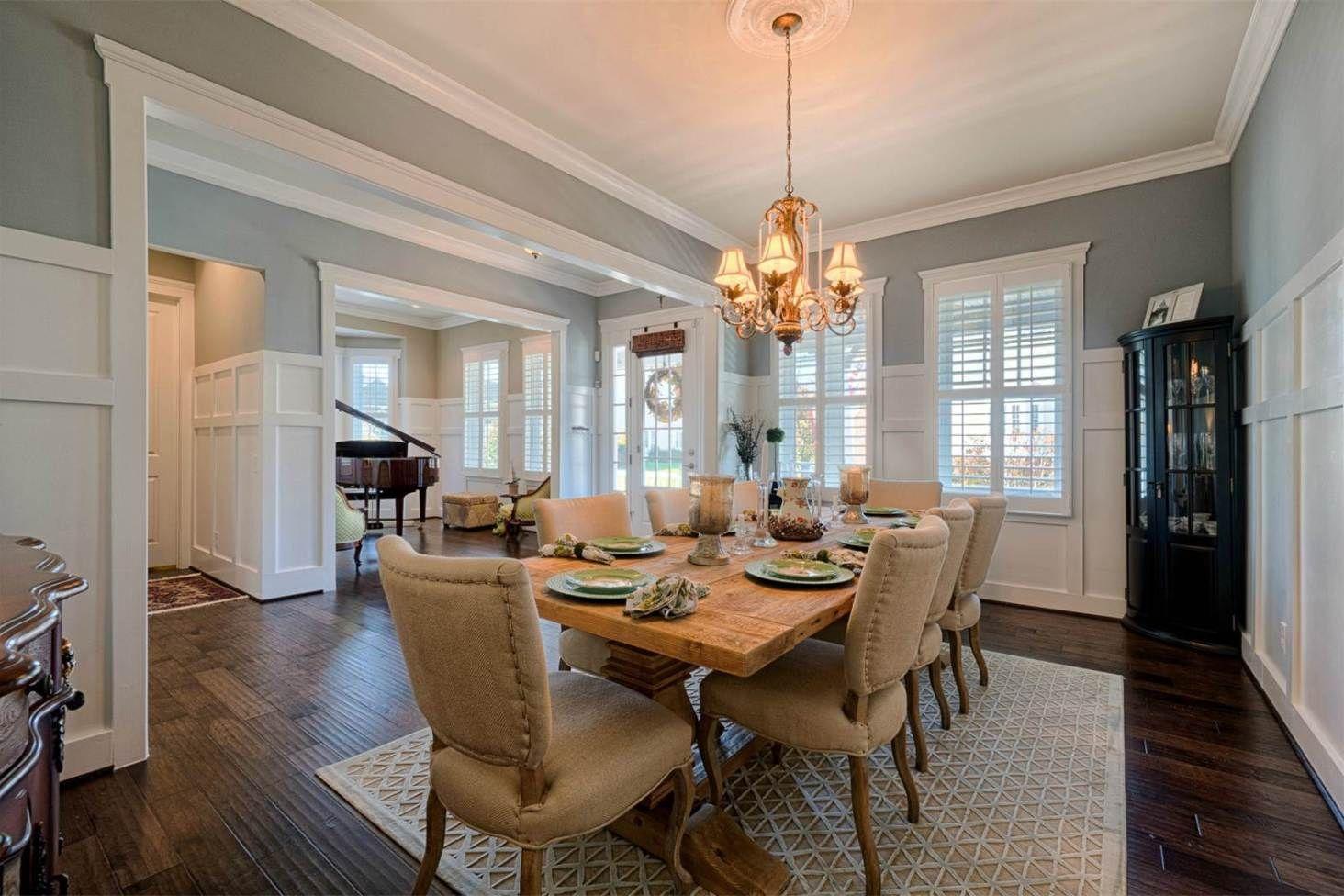 Stunning Craftsman Style Home Tour - #craftsmanstylehomes