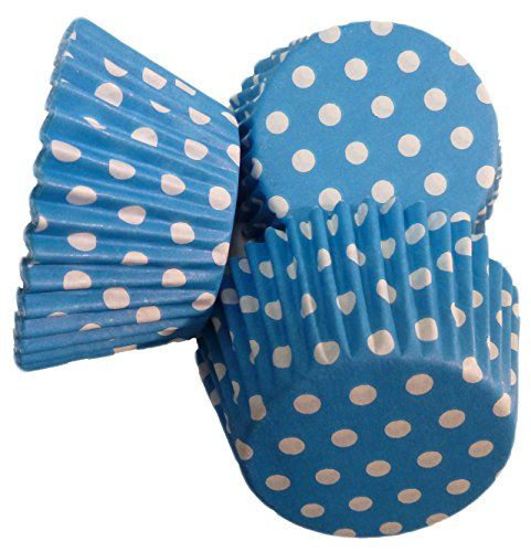 Scrumptious Greaseproof 65 GSM Bright Blue Polkadot Cupcake Cases, Set of 36 Scrumptious http://www.amazon.co.uk/dp/B00N2UAX48/ref=cm_sw_r_pi_dp_x9KZub0B8FEC2