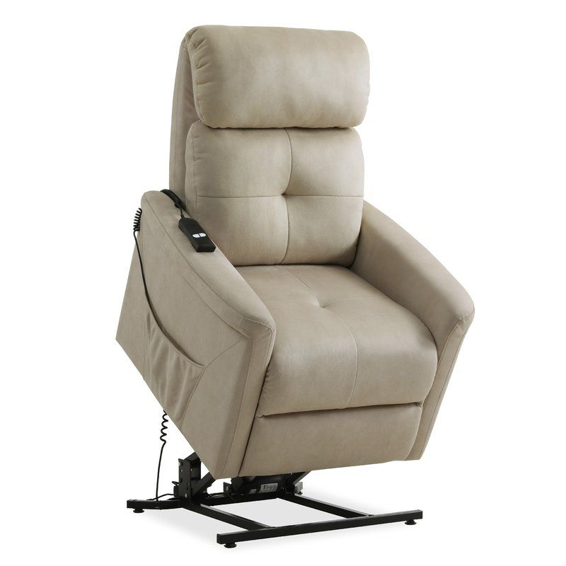 Minogue 21 75 Power Lift Assist Recliner With Images Handy