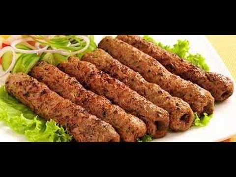طريقة عمل الكباب الكباب طبخ بالصور طريقة الكباب وصفات طبخ بالصور طريقة عمل الكباب العراقي Seekh Kebab Recipes Kebab Recipes Halal Recipes