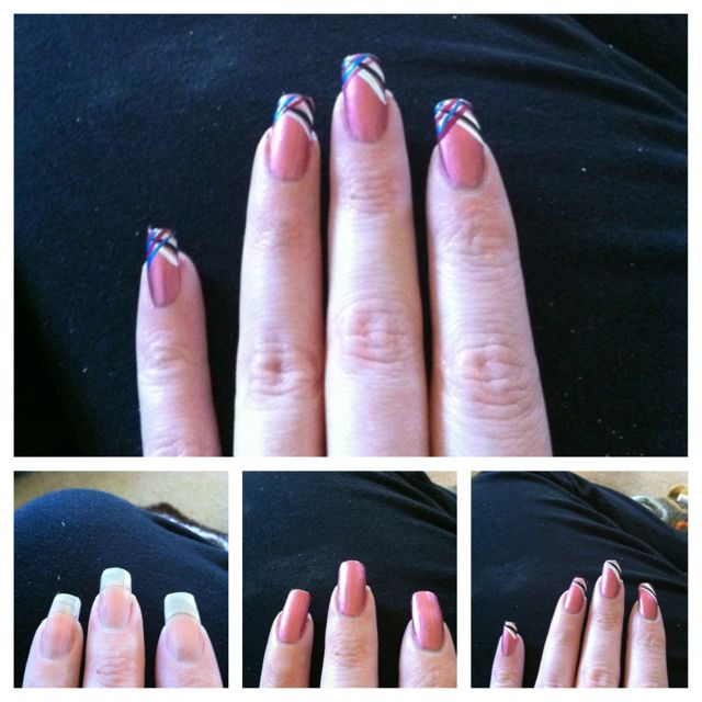 Evolution of my nails..