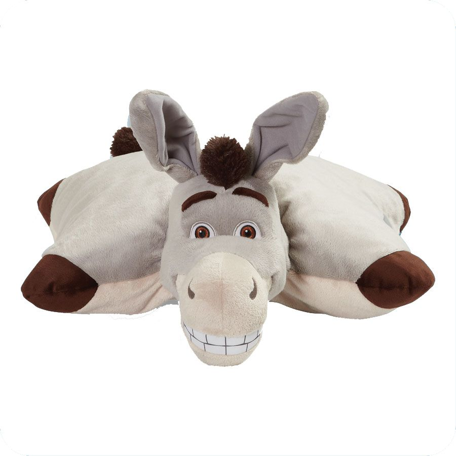 Cutest Stuffed Animal Shape Cozy Companion Pillowcases Fit Standard Size Pillow