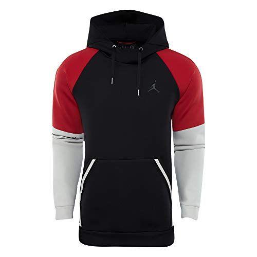 ca1fc9f2679340 Jordan Sportswear Flight Tech Diamond Pullover Hoodie Mens Style  AA1488-010  Size  L
