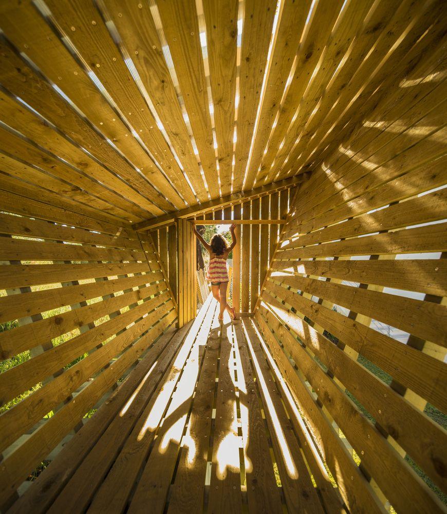 Galería de Casa en el muro / Saperlipopette les Architectes + Martial Marquet - 1