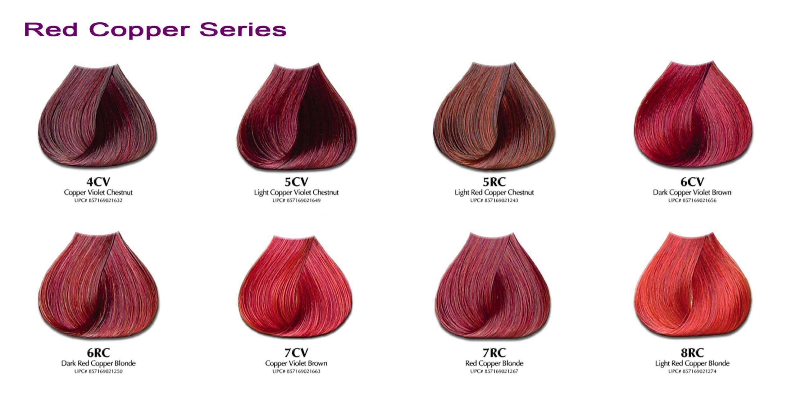 Satin Hair Colors Buy Online Hair Colors Ysb Beauty Red Hair Color Chart Hair Color Chart Red Hair Color