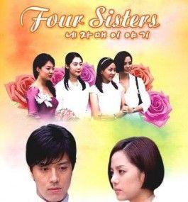 Four Sisters-Korean drama (2001) 20 episodes | Asian Dramas I Plan