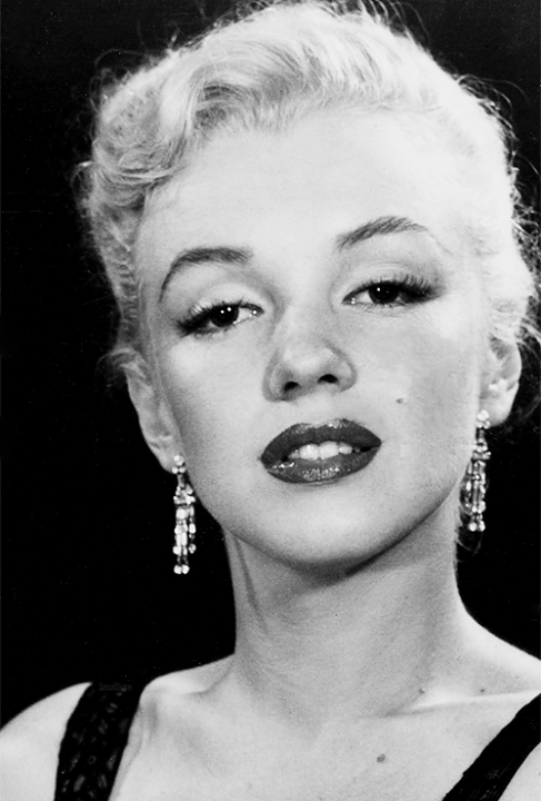 Marilyn Monroe photographed by Ed Clark ~ 1950