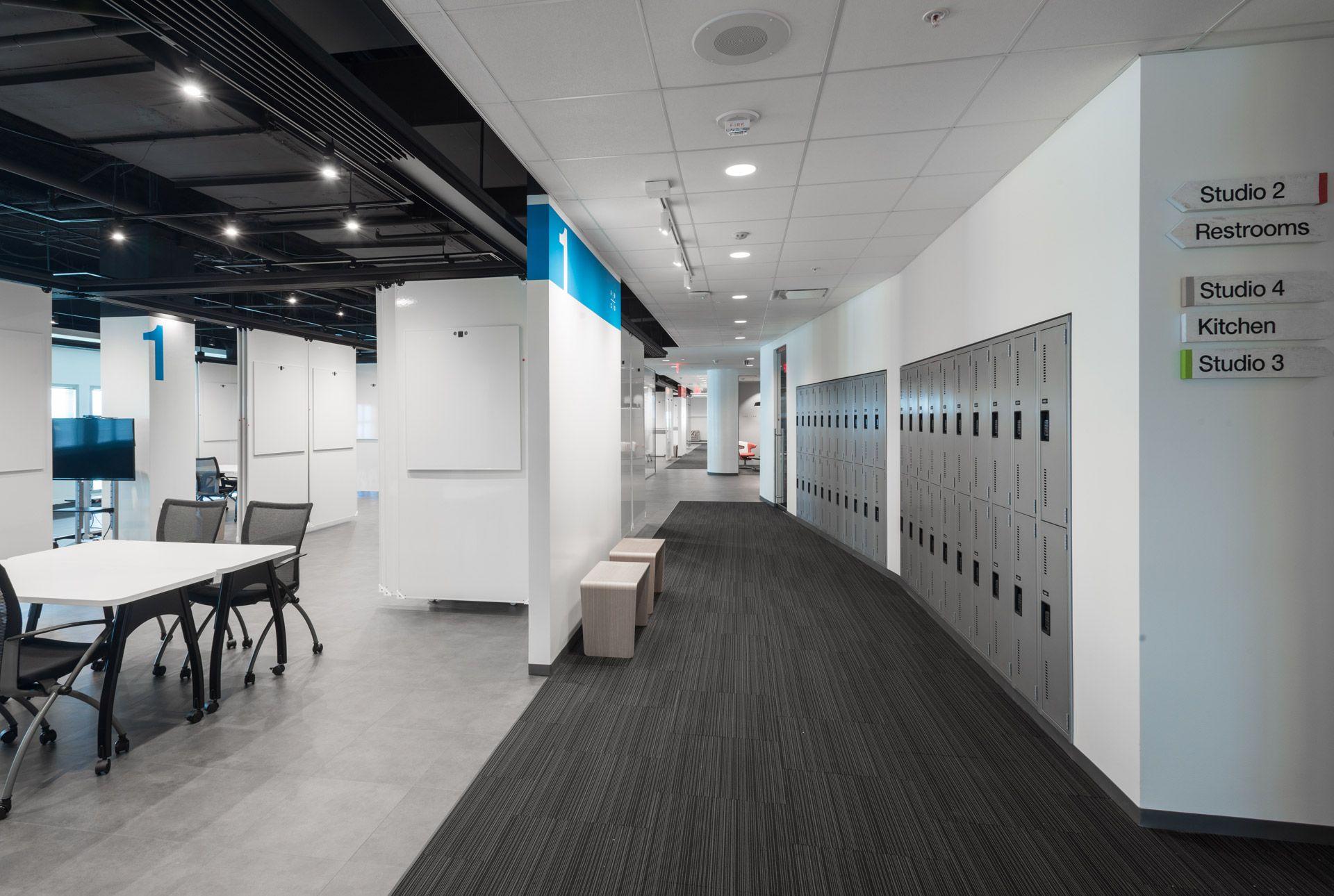 IBM Design Studio Austin · D SchoolIbmInterior ...