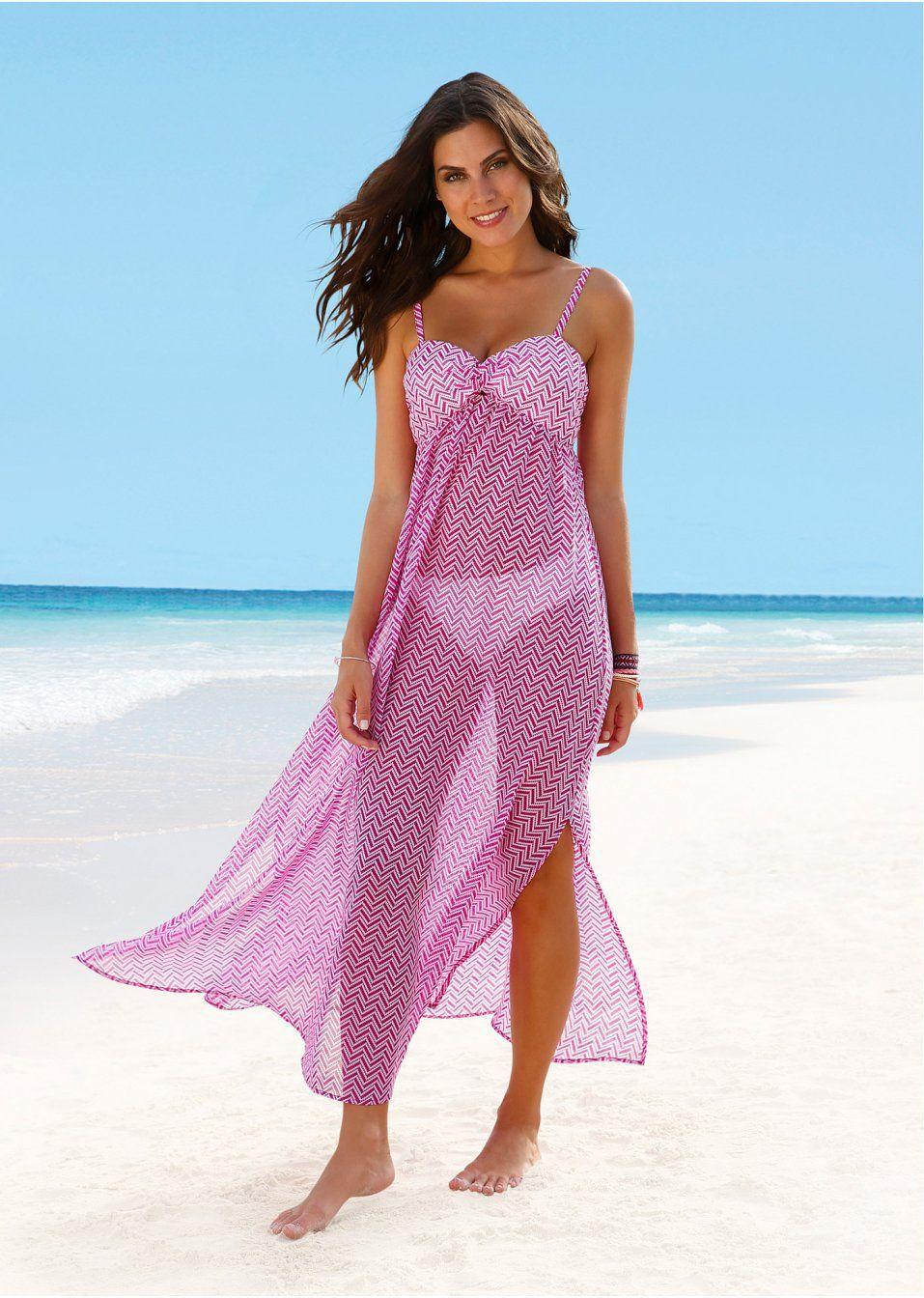 fdcfa9769cba Plážové šaty Plážové šaty s • 629.0 Kč • bonprix