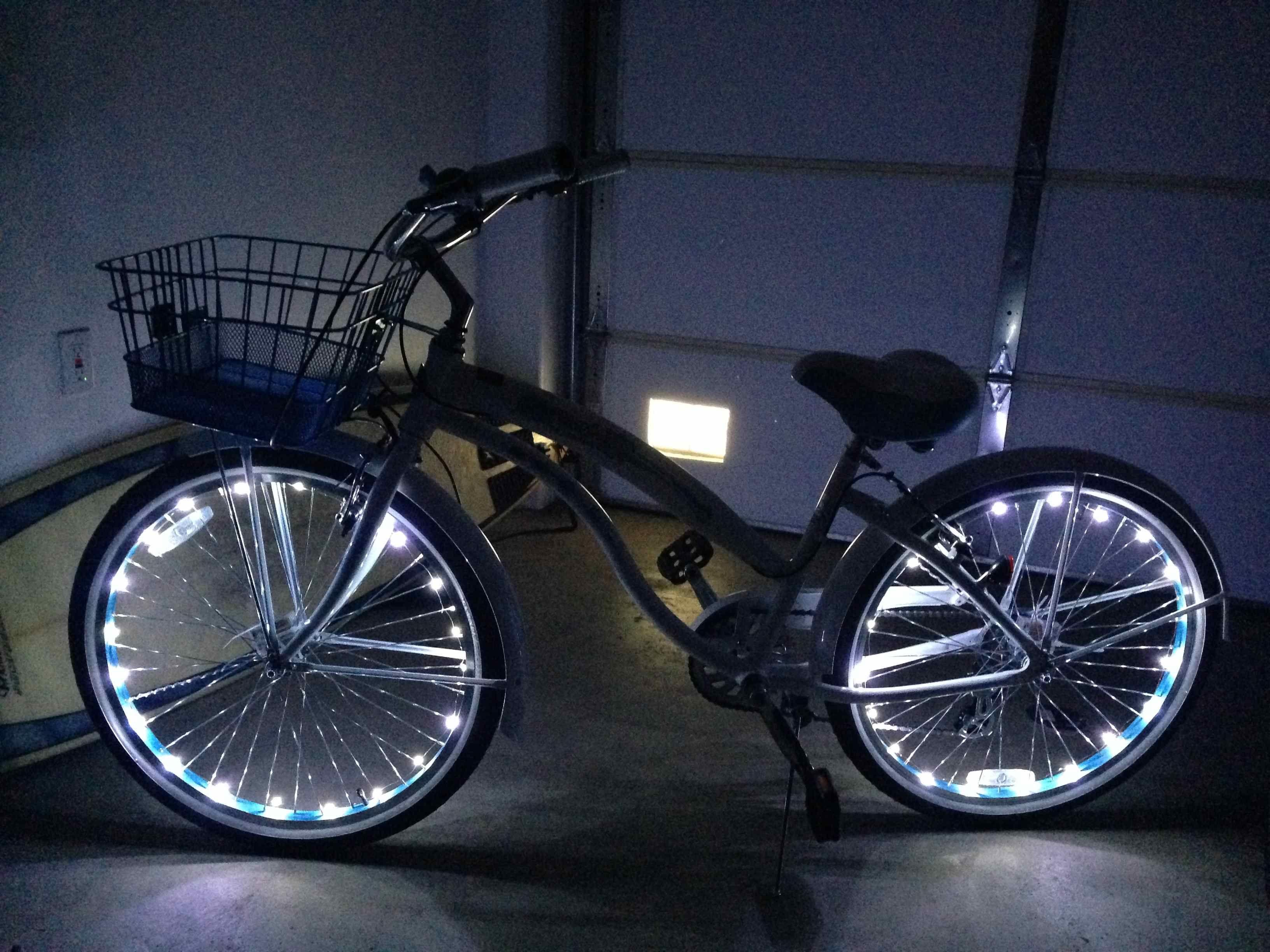 Beach Cruiser Wheel Lights Jpg 3 264 2 448 Pixels Bicycle Bell