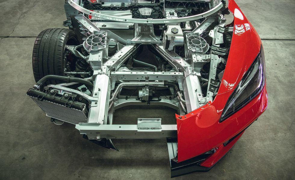 See the MidEngined 2020 Chevy Corvette from Every Angle