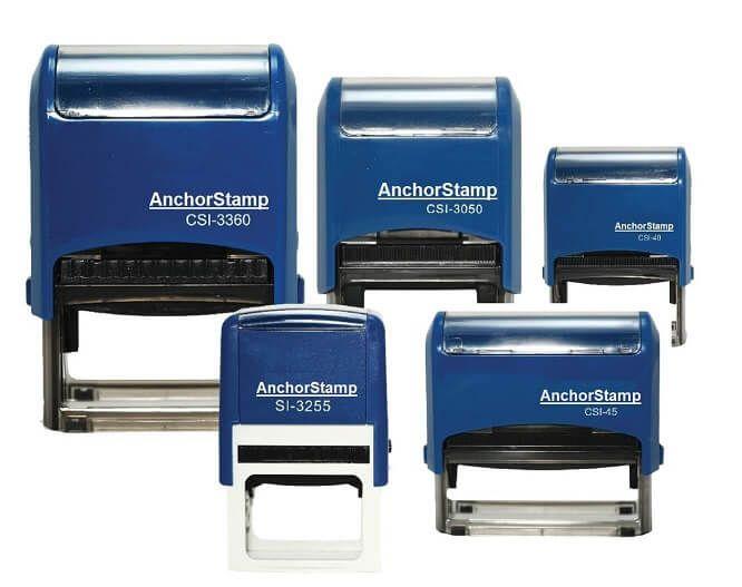 46 Singapore Company Rubber Stamps Pre