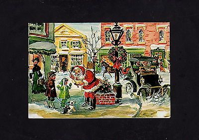 Christmas Card ~  (EO 92)