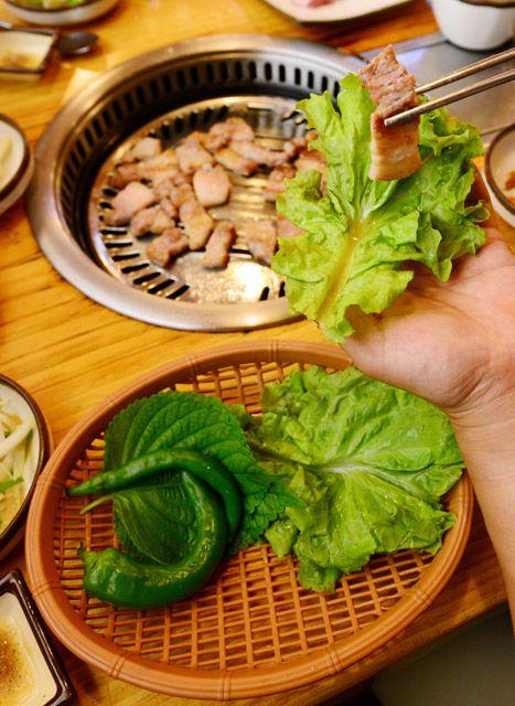 한국일보 : 상추값이 돼지고기 5배… '태풍' 맞은 식탁물가
