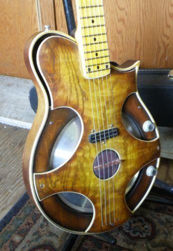 Bass Guitar ArtGuitar RoomResonator GuitarGuitar DesignCustom