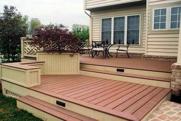 Great Tips To Build Patio And Deck : Patio Deck Materials. Home Architecture, Outdoor Furniture,patio And Deck Designs,patio Deck Materials,patio Deck  Photos