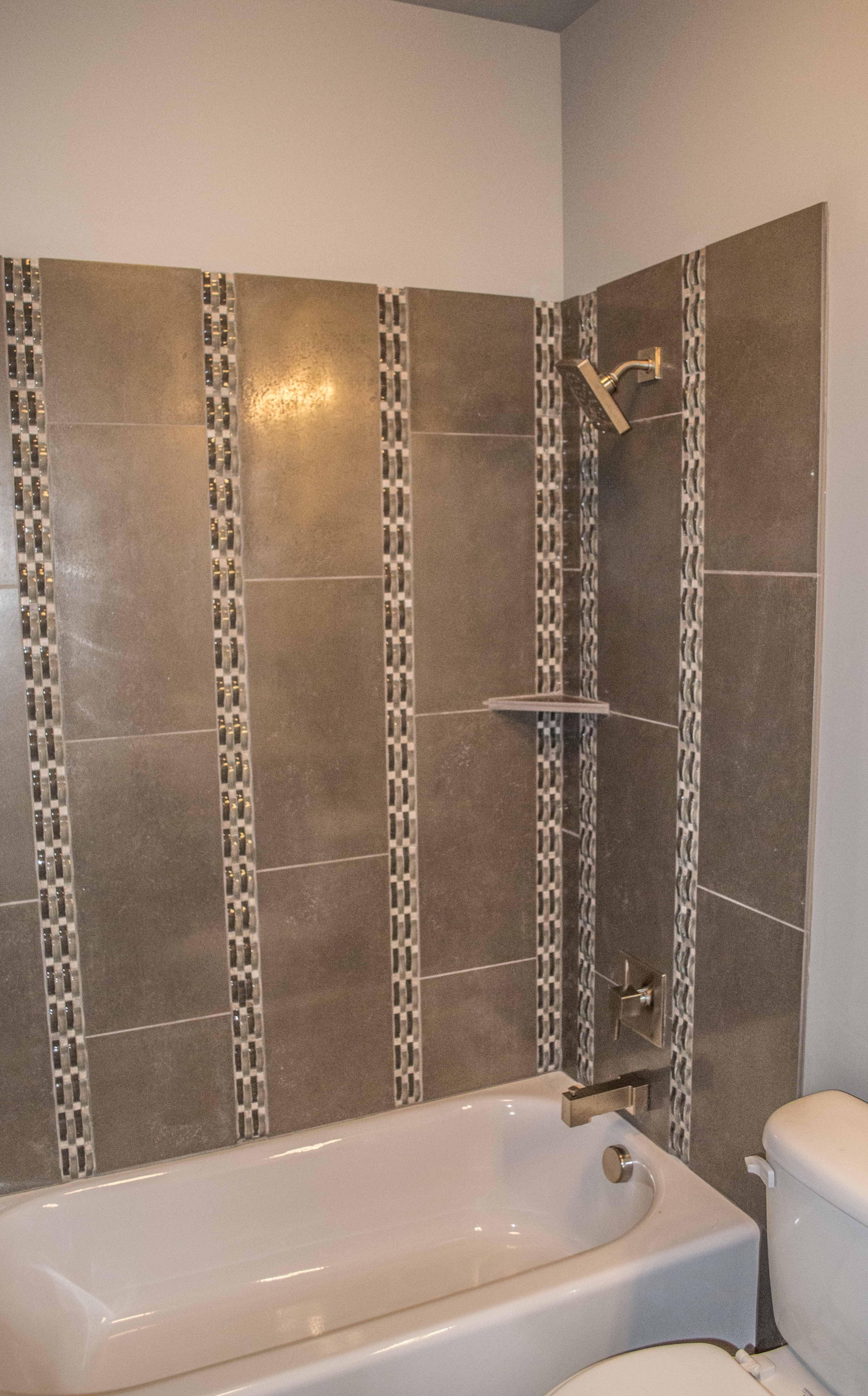 extraordinary bathroom design tile showers ideas | Tile designs make the ordinary bathroom look extraordinary ...