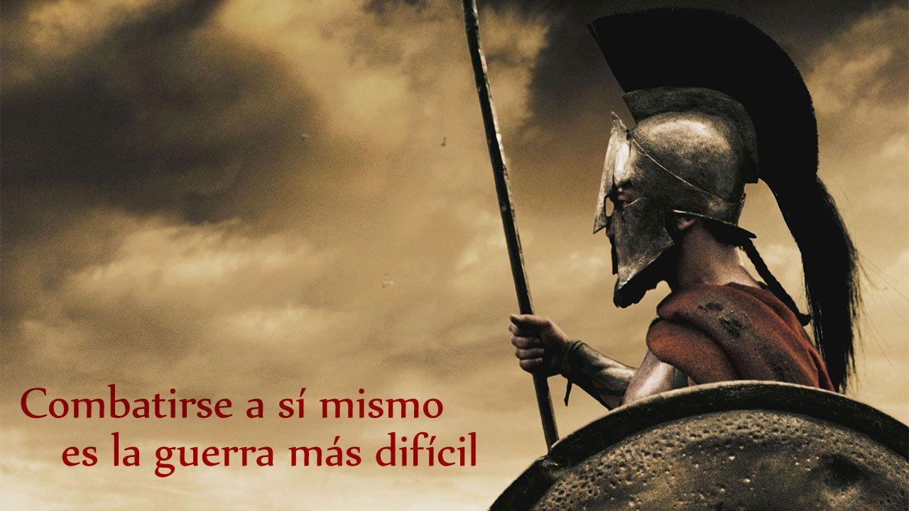 Vivir Como Un Espartano Guerreros Espartanos Y Frases De