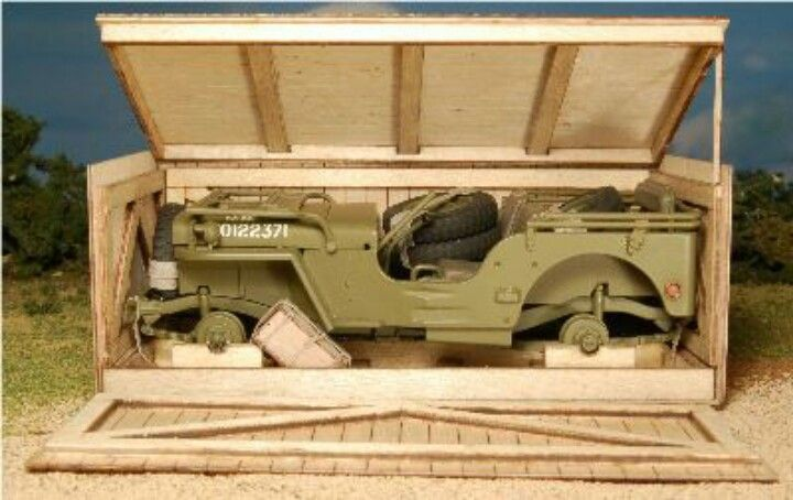 Army Surplus Jeeps In A Crate >> Jeep In A Crate Military Heroes Jeep Cars Jeep Cars