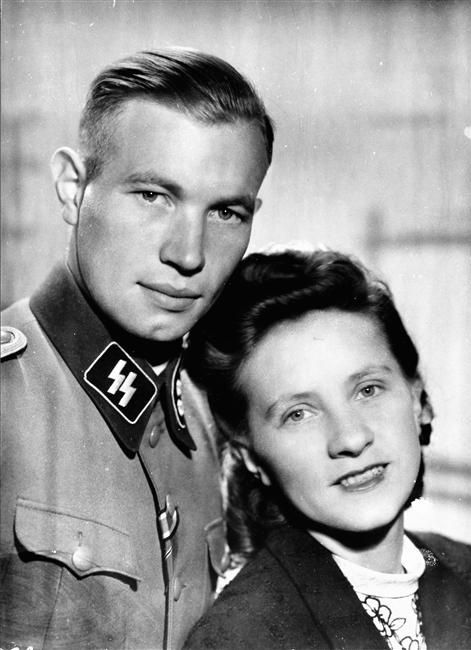 The banality of evil a waffen ss officer and his wife wwii the banality of evil a waffen ss officer and his wife winobraniefo Gallery