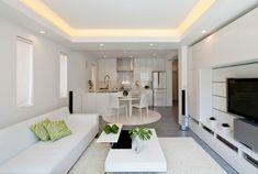 proposta-per-cocme-arredare-un-soggiorno-rettangolare-mobili-pareti ...