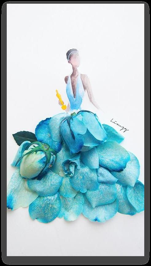 Fashion illustration by Limzy