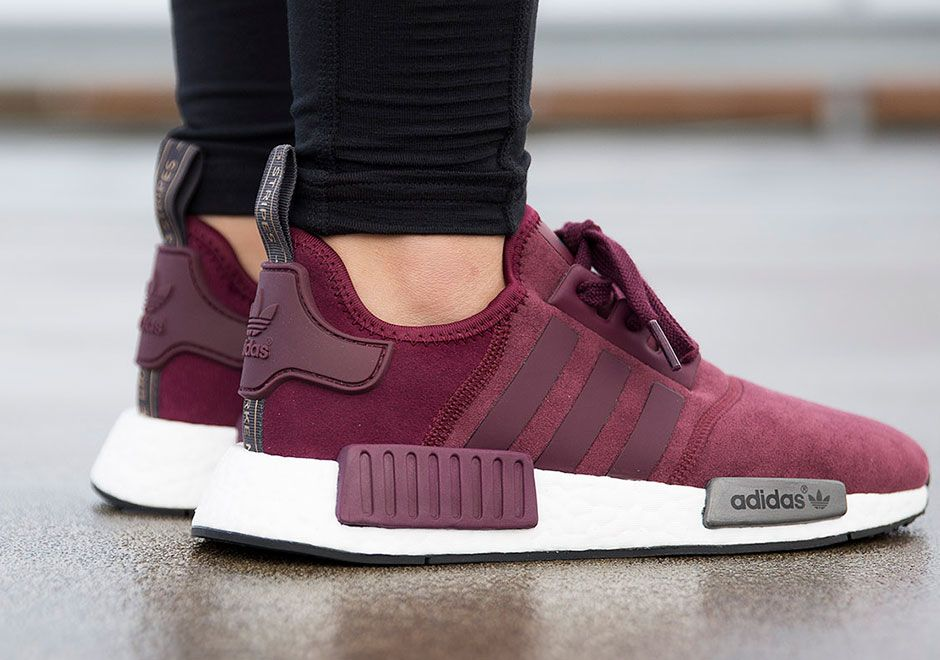 Adidas NMD R1 Burgundy </p>                     					</div> 					<!--bof Product URL --> 										<!--eof Product URL --> 					<!--bof Quantity Discounts table --> 											<!--eof Quantity Discounts table --> 				</div> 			</dd> 									<dt class=