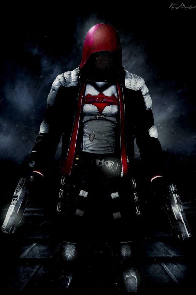 Red Hood Batman Arkham Knight Wallpaper Red Hood Wallpaper Red Hood