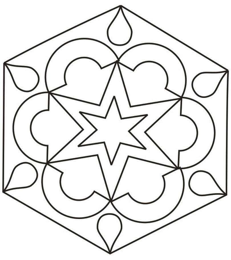 Disegni Geometrici Per Bambini Da Colorare Disegno Geometrico Disegni Geometrici Bambini Da Colorare Disegni Da Colorare Astratti