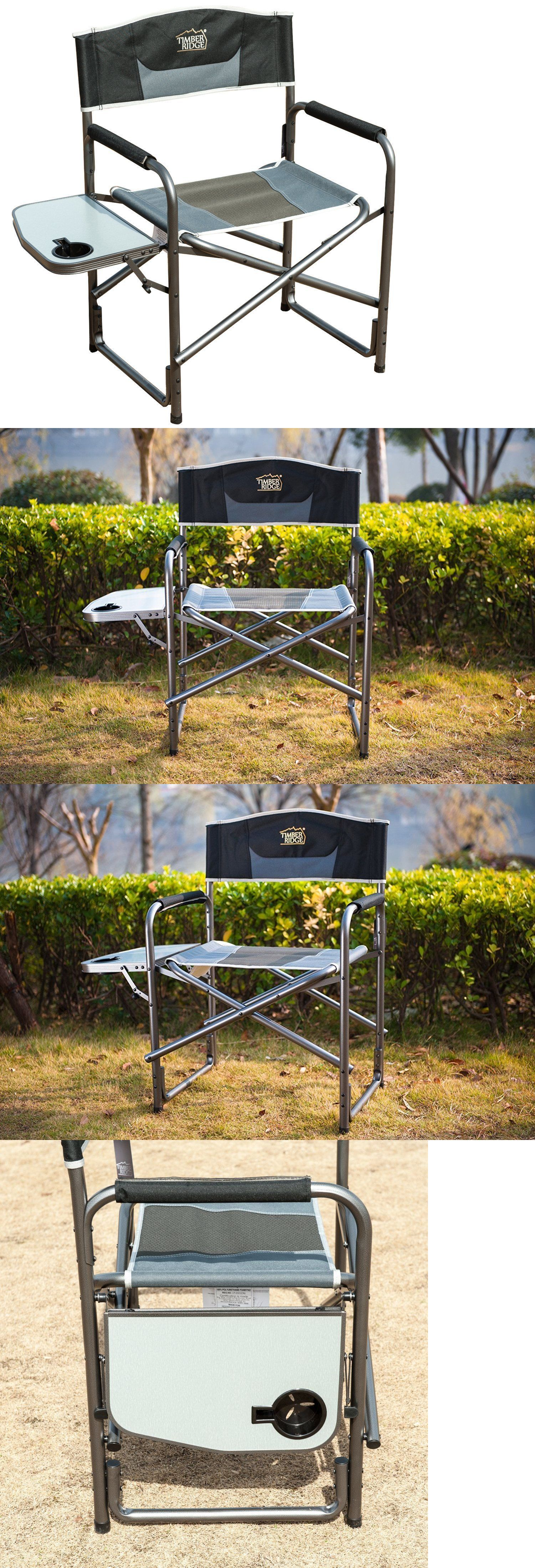 Camping Furniture Aluminum Portable Outdoor Director S