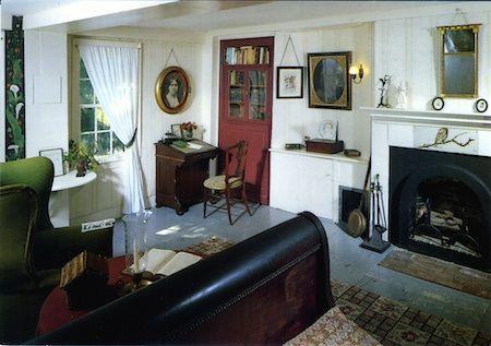 Louisa May Alcott S Bedchamber Where Little Women Was Written On