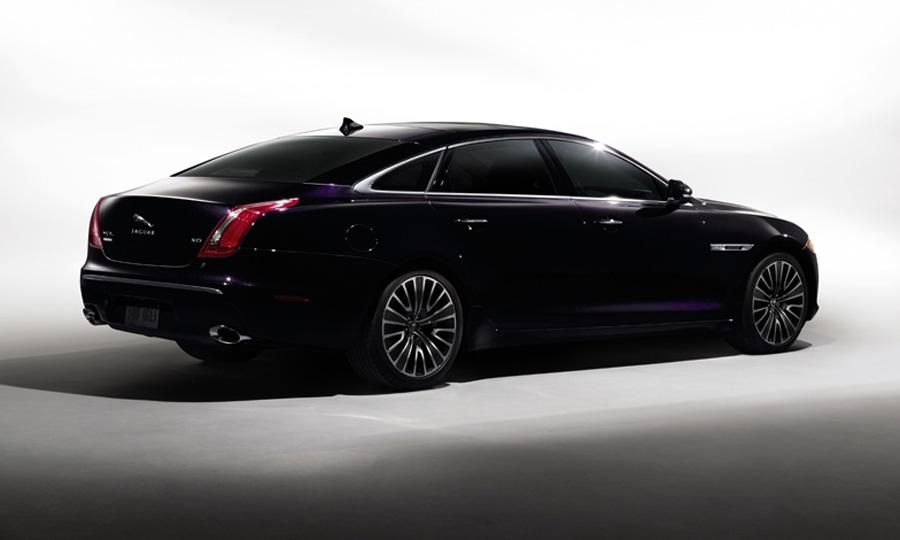 2013 Jaguar XJL Ultimate