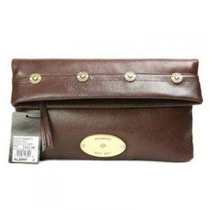 0c81a7210a Mulberry Folding Clutch Bag Purse Brown Bags Sale : Mulberry Outlet £177.07