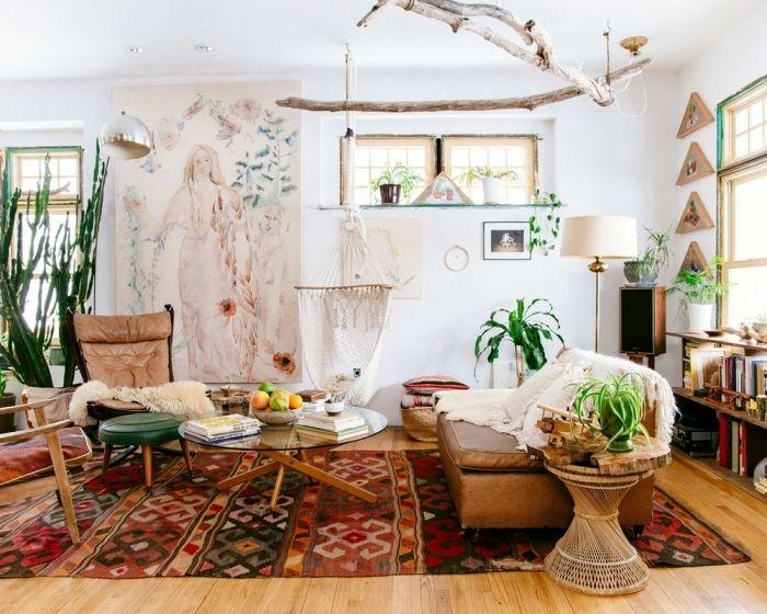 1001 r gles d 39 or et id es superbes pour d corer un salon. Black Bedroom Furniture Sets. Home Design Ideas